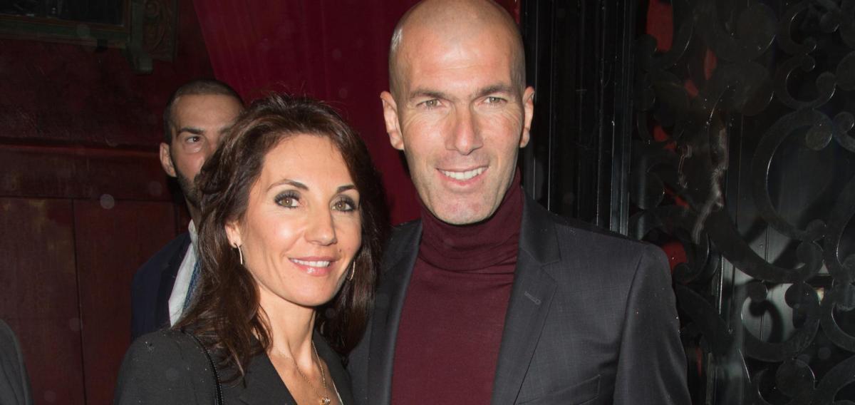 Zidane : « ma femme n'arrêtait pas de me faire chier à la maison »