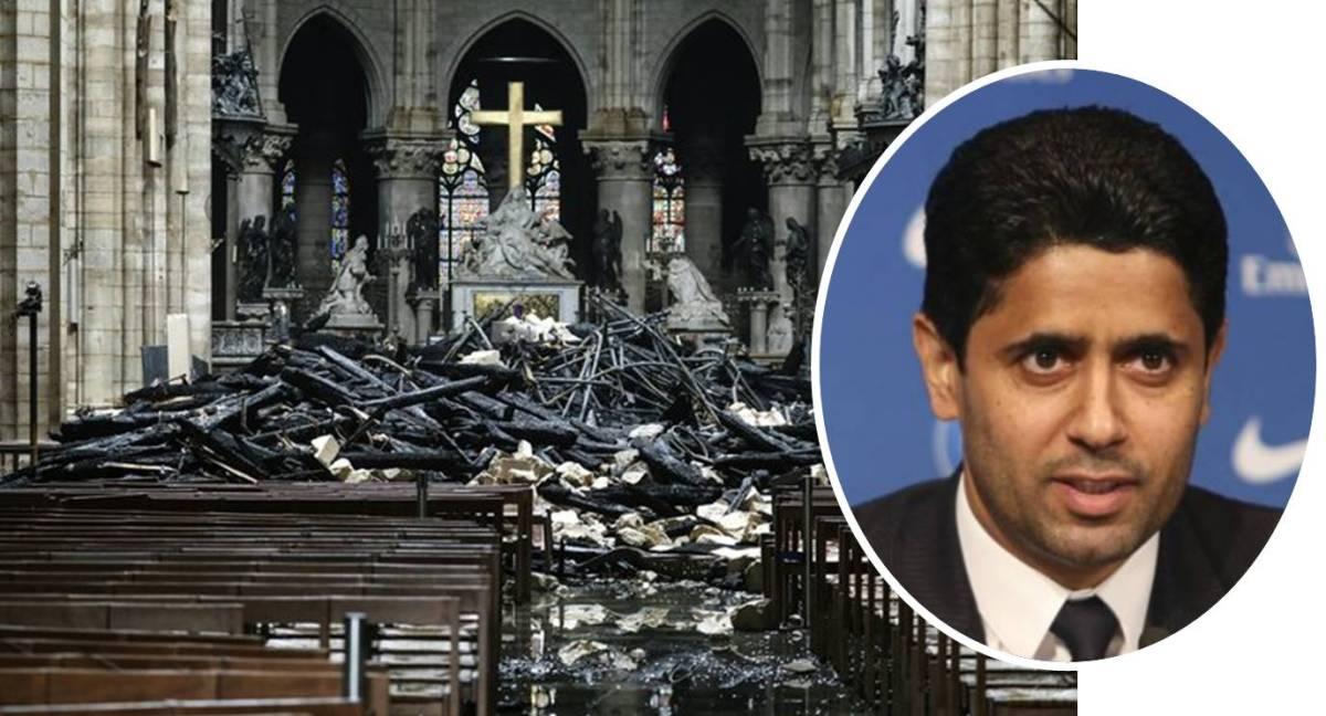 Notre-Dame de Paris : Le PSG offre l'intégralité du montant du transfert d'Adrien Rabiot pour la reconstruction de la cathédrale