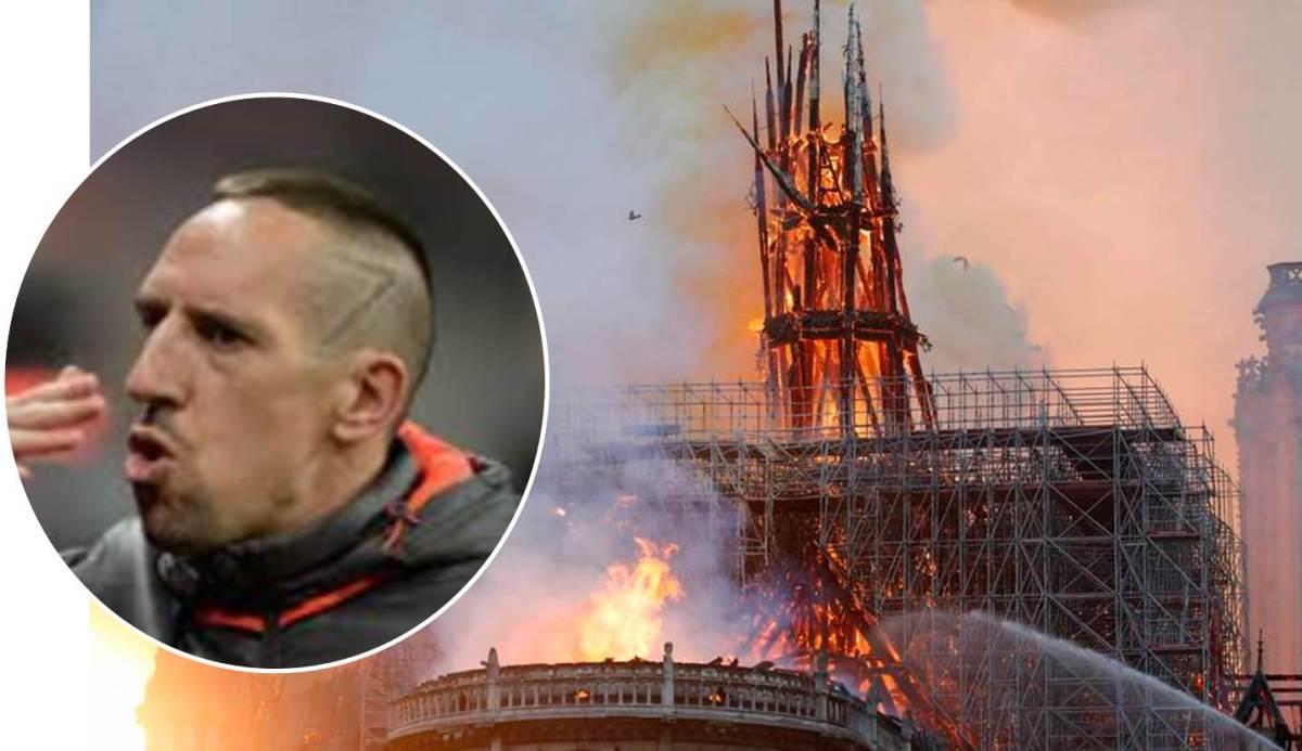On l'a aperçu en Allemagne : Quasimodo, le sonneur de cloches de Notre-Dame, a bien survécu  à l'incendie