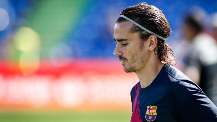 FOOTBALL - SPANISH CHAMP - GETAFE v FC BARCELONA